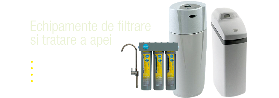 Filtrare Apa